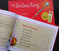 Be Good Fairy Book