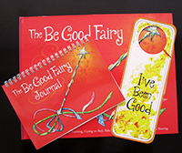 Be Good Fairy Door Hanger